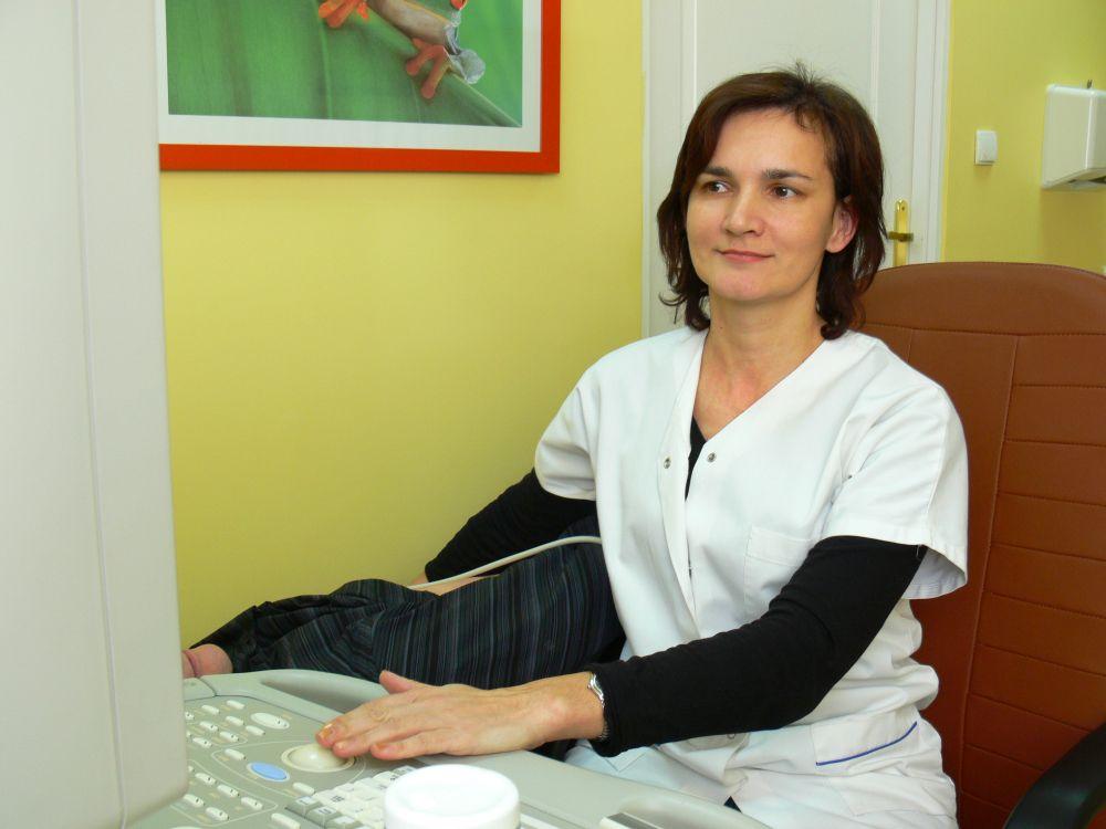 Kardiolog Beata Radzymińska Chruściel